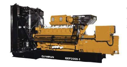 >> 美国卡特--奥林匹亚发电机组      产品编号:gep2000