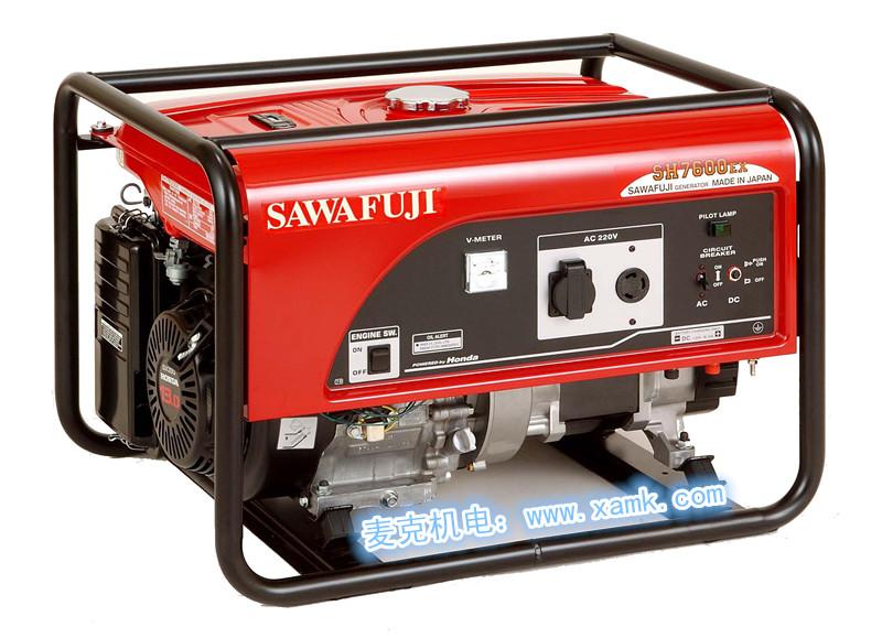 日本本田发电机 柴油发电机启动原理